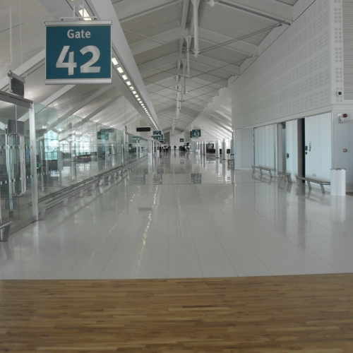 Birmingham Airport New Interrnational Pier - Phase 3