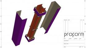 square-laminate-casing