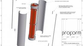 06-typical-column-framework-detail-psl-cf-021
