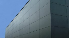 Exterior Wall Cladding Aluminum Composite Metal