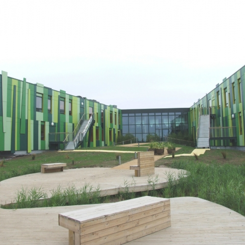 No.1 Nottingham Science Park