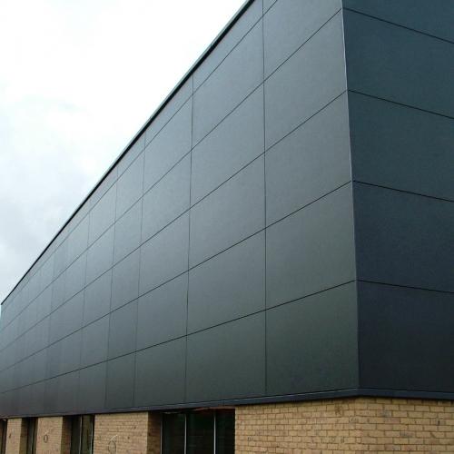 Joseph Chamberlain Sixth Form College Birmingham - Natura Cladding