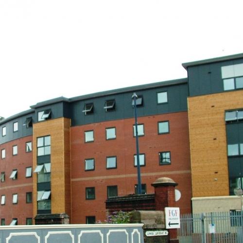 Lower Loveday Street - Student Accommodation - Birmingham