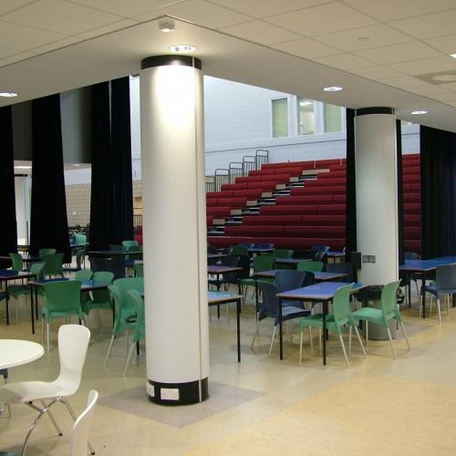 North Ayshire Schools - St Matthew's & Greenwood Academy