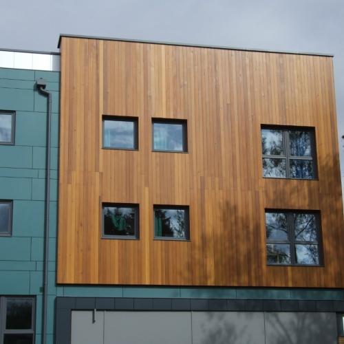 Nottingham University - Sutton Bonnington Campus