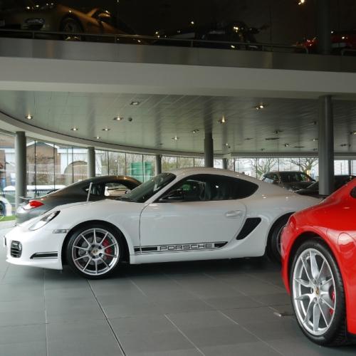 Porsche Centre - Solihull