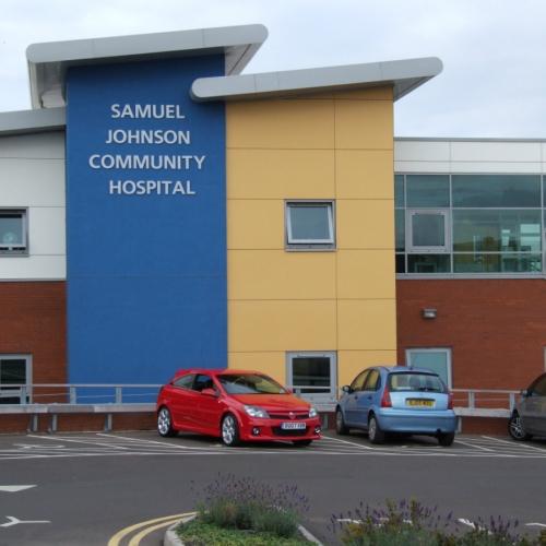 Samuel Johnson Community Hospital - Lichfield, Staffordshire