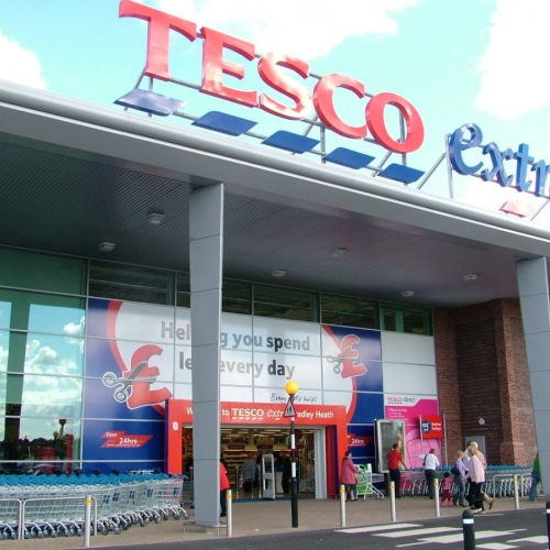 Tesco Store - Cradley Heath - West Midlands