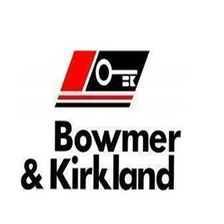 New B & K Logo